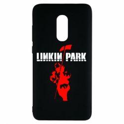 Чехол для Xiaomi Redmi Note 4 Linkin Park Album