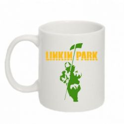 Купить Кружка 320ml Linkin Park Album, FatLine