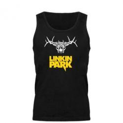 Мужская майка Linkin Park Logo - FatLine