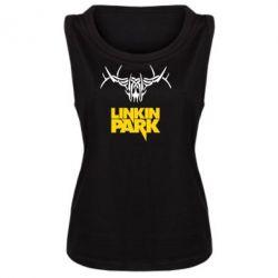 Женская майка Linkin Park Logo - FatLine