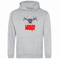 Чоловіча толстовка Linkin Park Logo
