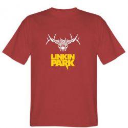 Мужская футболка Linkin Park Logo - FatLine