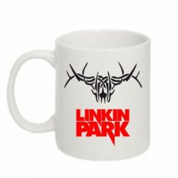 Кружка 320ml Linkin Park Logo - FatLine