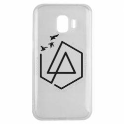 Чохол для Samsung J2 2018 Linkin park Until It's Gone