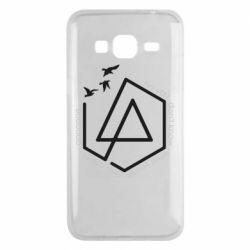 Чохол для Samsung J3 2016 Linkin park Until It's Gone