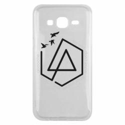 Чохол для Samsung J5 2015 Linkin park Until It's Gone