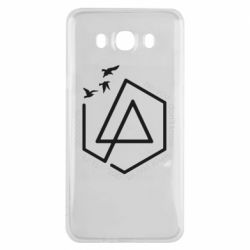 Чохол для Samsung J7 2016 Linkin park Until It's Gone