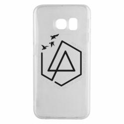 Чохол для Samsung S6 EDGE Linkin park Until It's Gone
