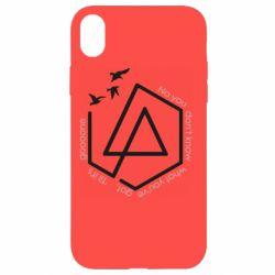 Чохол для iPhone XR Linkin park Until It's Gone