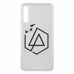 Чохол для Samsung A7 2018 Linkin park Until It's Gone