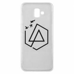 Чохол для Samsung J6 Plus 2018 Linkin park Until It's Gone