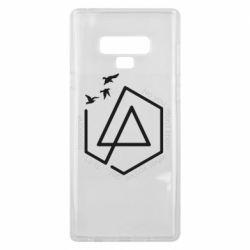 Чохол для Samsung Note 9 Linkin park Until It's Gone