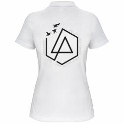 Жіноча футболка поло Linkin park Until It's Gone