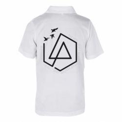 Дитяча футболка поло Linkin park Until It's Gone