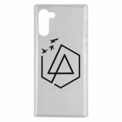 Чохол для Samsung Note 10 Linkin park Until It's Gone
