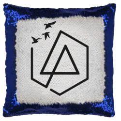 Подушка-хамелеон Linkin park Until It's Gone