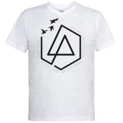 Чоловіча футболка з V-подібним вирізом Linkin park Until It's Gone