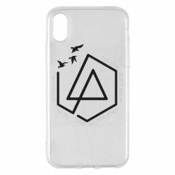 Чохол для iPhone X/Xs Linkin park Until It's Gone
