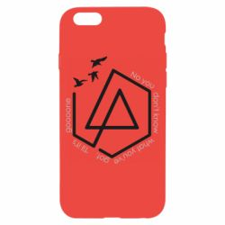 Чохол для iPhone 6/6S Linkin park Until It's Gone