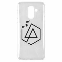 Чохол для Samsung A6+ 2018 Linkin park Until It's Gone