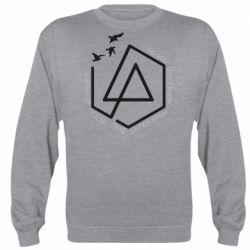 Реглан (світшот) Linkin park Until It's Gone