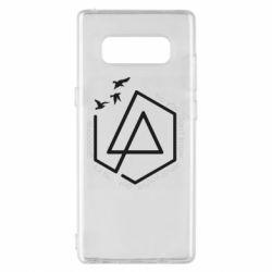 Чохол для Samsung Note 8 Linkin park Until It's Gone