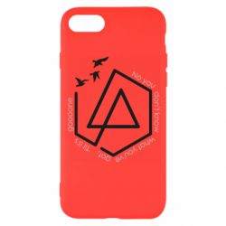 Чохол для iPhone 8 Linkin park Until It's Gone
