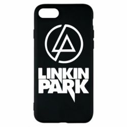 Чехол для iPhone 8 Linkin Park - FatLine