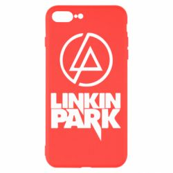 Чехол для iPhone 8 Plus Linkin Park - FatLine