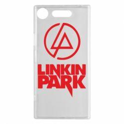 Чехол для Sony Xperia XZ1 Linkin Park - FatLine