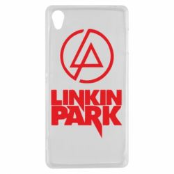 Чехол для Sony Xperia Z3 Linkin Park - FatLine