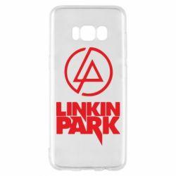 Чехол для Samsung S8 Linkin Park - FatLine