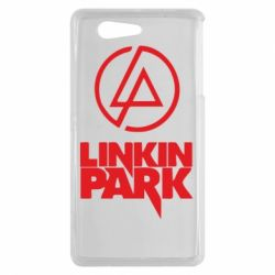 Чехол для Sony Xperia Z3 mini Linkin Park - FatLine