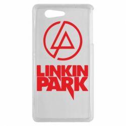 Чехол для Sony Xperia Z3 mini Linkin Park - FatLine