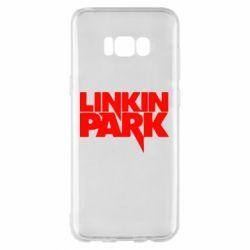 Чохол для Samsung S8+ Лінкін Парк