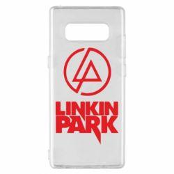 Чехол для Samsung Note 8 Linkin Park - FatLine
