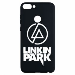 Чехол для Huawei P Smart Linkin Park - FatLine