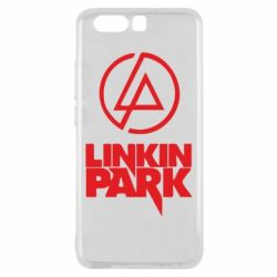 Чехол для Huawei P10 Linkin Park - FatLine