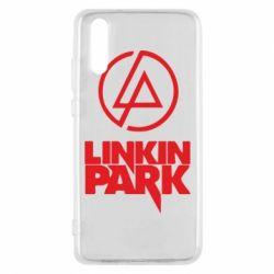 Чехол для Huawei P20 Linkin Park - FatLine