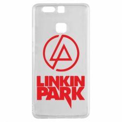 Чехол для Huawei P9 Linkin Park - FatLine