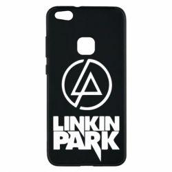 Чехол для Huawei P10 Lite Linkin Park - FatLine