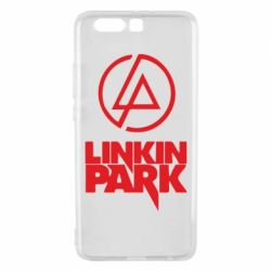 Чехол для Huawei P10 Plus Linkin Park - FatLine