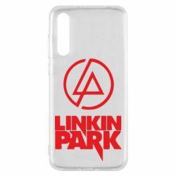 Чехол для Huawei P20 Pro Linkin Park - FatLine