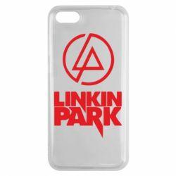 Чехол для Huawei Y5 2018 Linkin Park - FatLine