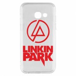 Чехол для Samsung A3 2017 Linkin Park - FatLine