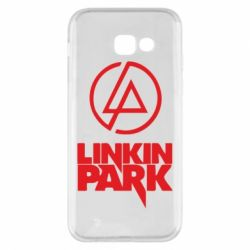 Чехол для Samsung A5 2017 Linkin Park - FatLine