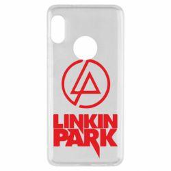 Чехол для Xiaomi Redmi Note 5 Linkin Park - FatLine