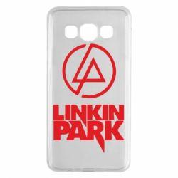 Чехол для Samsung A3 2015 Linkin Park - FatLine
