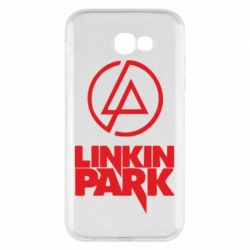 Чехол для Samsung A7 2017 Linkin Park - FatLine