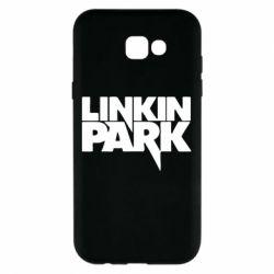 Чохол для Samsung A7 2017 Лінкін Парк